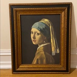 Girl with a Pearl Earring, picture